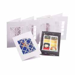 Blank Window Cards with Envelopes