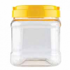 Clear Storage Jars each