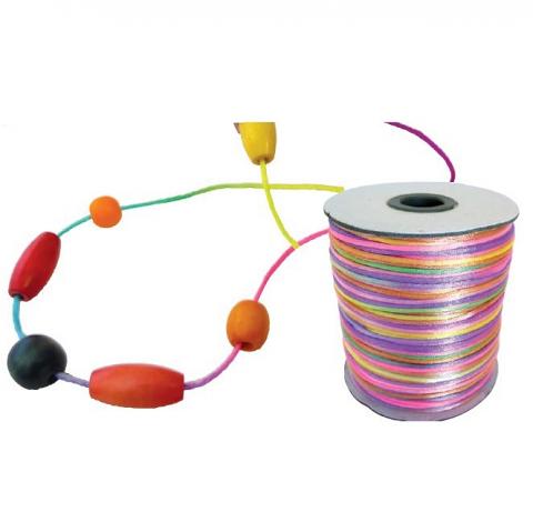 Rainbow String roll