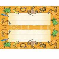 Aboriginal Name Plates