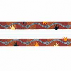 Aboriginal Trails Self Adhesive Name Plates