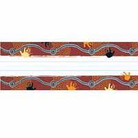 Aboriginal Trails Self Adhesive Name Plates