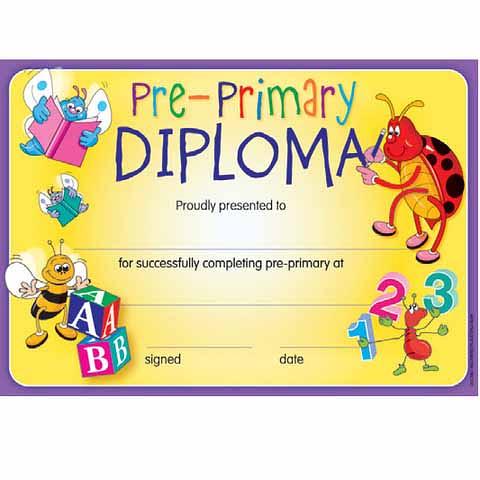 Pre Primary Diploma
