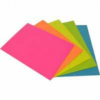 Photocopy Paper A3 Fluoro Assorted 100 pack