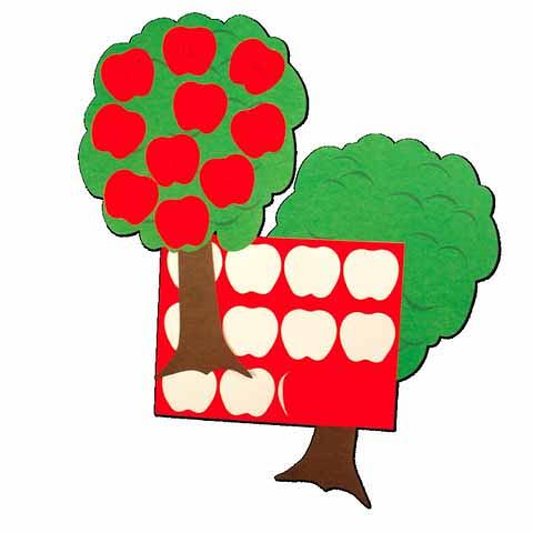 Apple Tree Family Tree 24pack
