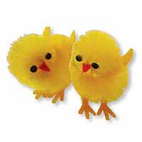 Easter Chenille Chicks