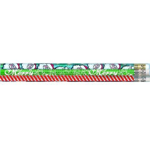 Christmas Glitters Glitz Pencil