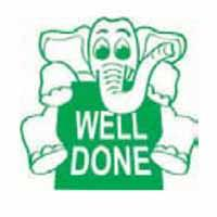 ST1248 Well Done Elephant