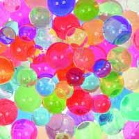 Sensory Water Beads Assorted Colours10g