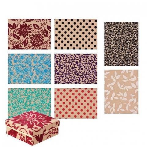 Velvet Paper A4 40 Pack