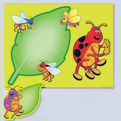 Ladybird Helpers Activity Pack