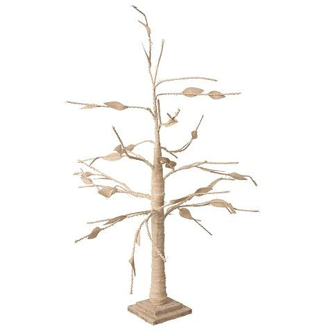 Hessian Display Tree 100cm(H)