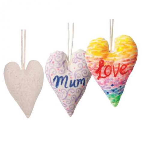 Calico Hearts 5pack