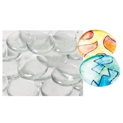 Glass Stones 25pack