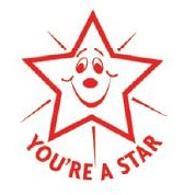 ST1241 You're a Star Stamper