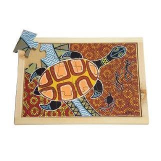 Wayamba the Turtle Puzzle