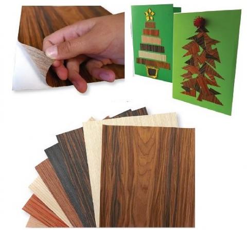 Wood Adhesive Sheets