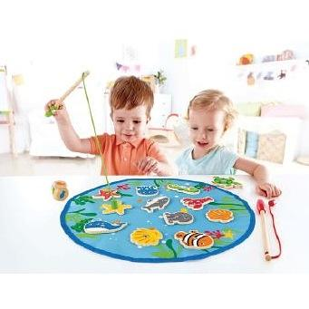 Let's Go Fishing Puzzle 15pcs