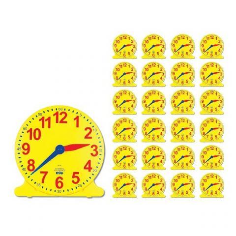 Teach Me Clocks - Calasspack