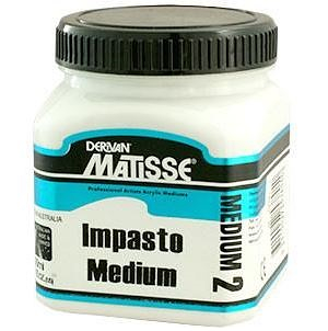 Matisse Impasto Medium 250ml MM2