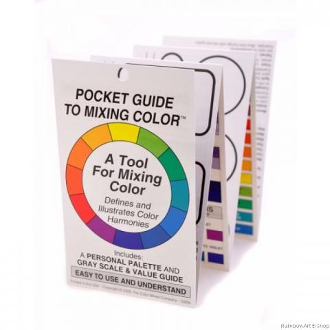 Pocket Guide Color Wheel