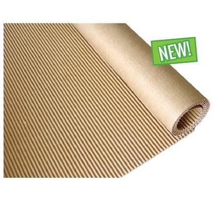 Natural Corrugated Board Roll