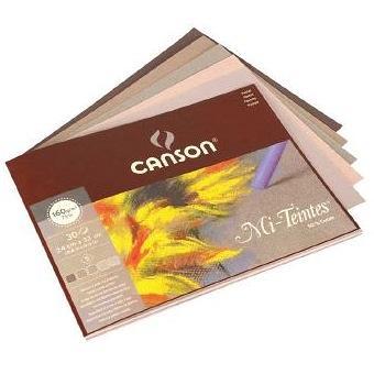 Mi-Teintes Pastel Paper Pads A3