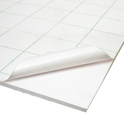 Foam Core Board White (Adhesive Backed) A3 10 pack