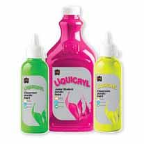 Liquicryl Fluoro Paint