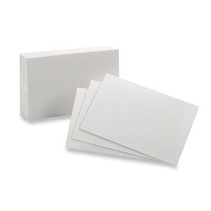 Flash Cards 100 pack