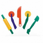 Clay & Dough Tools 5pack