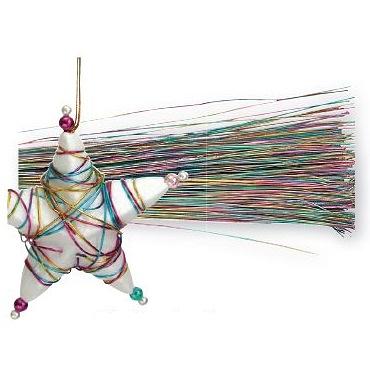 Rainbow Florist Wire 1kg