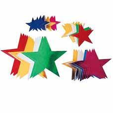 Foilboard Stars
