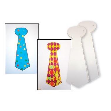 Cardboard Ties
