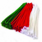 Pipecleaners Xmas 200 pack