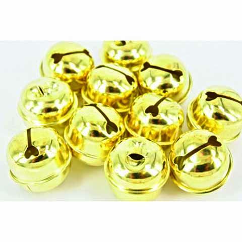 Jingle Bells Gold 50 pack