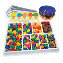 Counters and Sorting Kit