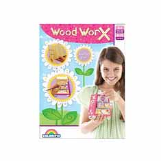 Wood WorX Sugar & Spice Mirror and Jewellery Box