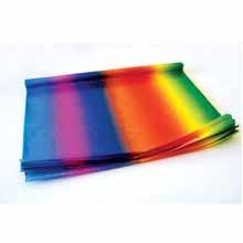 Rainbow Tissue Paper 50pack