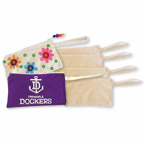 Calico Pencil cases 10 pack