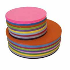 Paper Circles Assorted colours 500pack