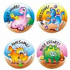 Dinosaurs Merit Stickers 96 pack (MS080)