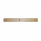 Rulers Wooden 30cm