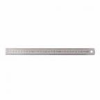 Ruler Steel 30cm