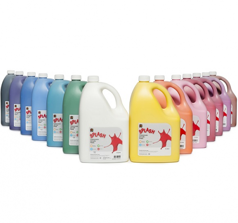 Classroom Splash Paint 5 Litre