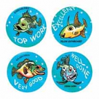 Australian Fish Stickers 96 pack
