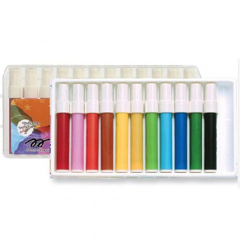 Artline Liquid Crayons 12 pack