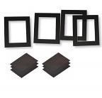 Pre-cut Cardboard Frames A4 30pack