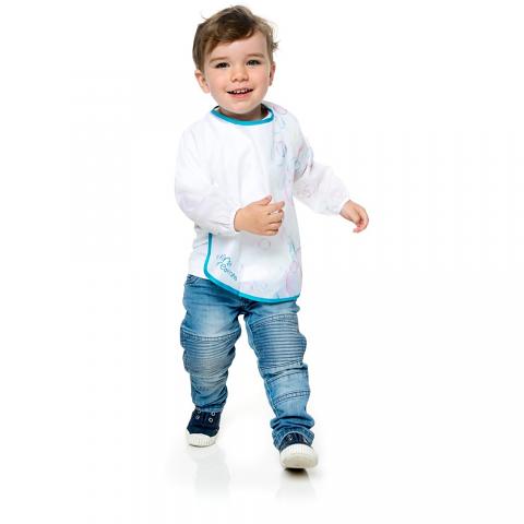 Toddler Smock Long Sleeve- 1-3 Years