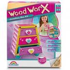 Wood WorX Jewellery Box Kit